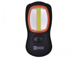 LATARKA 3W LED COB + 3× LED 5 mm P3883  EMOS