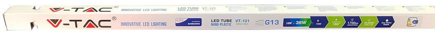 v-tac led tube 1200mm