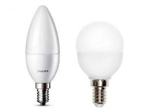 Żarówki LED E14 230V