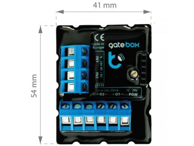 blebox gatebox - wymiary